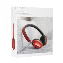 Baseus Earphone Bluetooth Encok D01 Wireless Red (NGD01-09) - www.e-navigacijos.lt