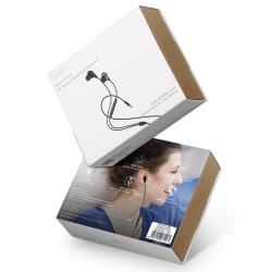 Baseus Earphone Encok H10 Dual Moving-coil WiRed Control Headset Black (NGH10-01) - www.e-navigacijos.lt