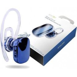 Baseus Earphone Bluetooth Encok A02 Mini Wireless Blue (NGA02-03) - www.e-navigacijos.lt