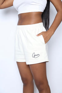 Off White Women's Shorts