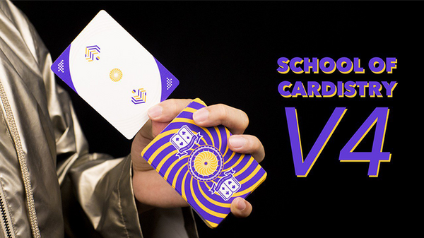 [CLEARANCE] The School of Cardistry V4