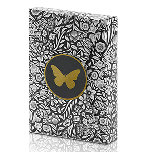 Butterfly (Black and Gold) [MORE ARRIVING 1/26]