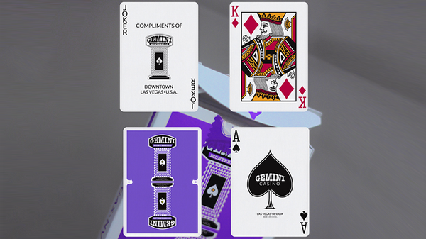 Gemini Casino (Purple)