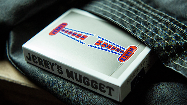 Jerry's Nugget (Modern Feel - Steel)