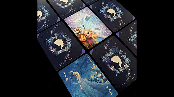 Frozen V1 (STRIPPER DECK)