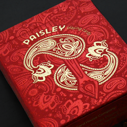 Paisley Royals (Red)