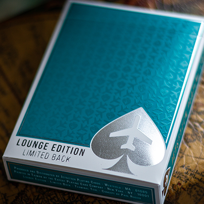 Limited Edition Lounge (Terminal Teal)