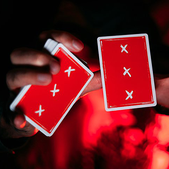 X Deck (Red) [ARRIVING 1/27]