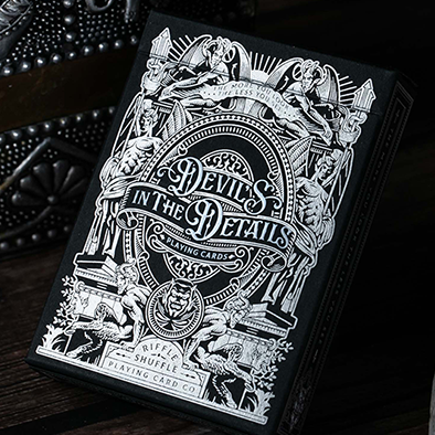 Devil's in the Details (Sinful Silver) [ARRIVING 4/21]