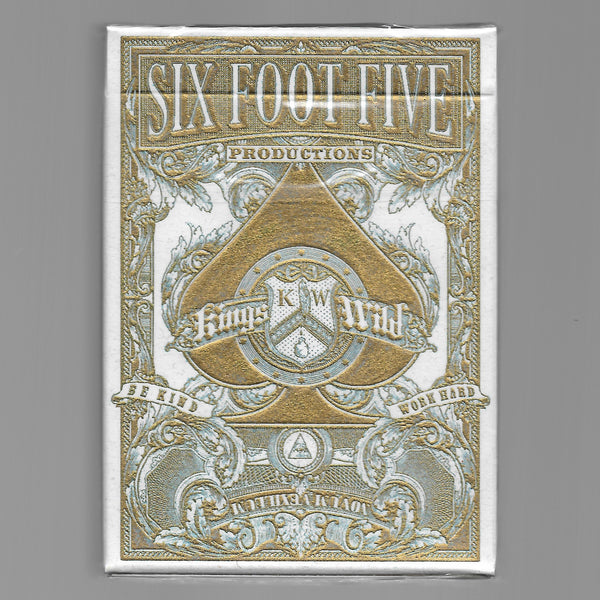 Six Foot Five (#126/250) [AUCTION]