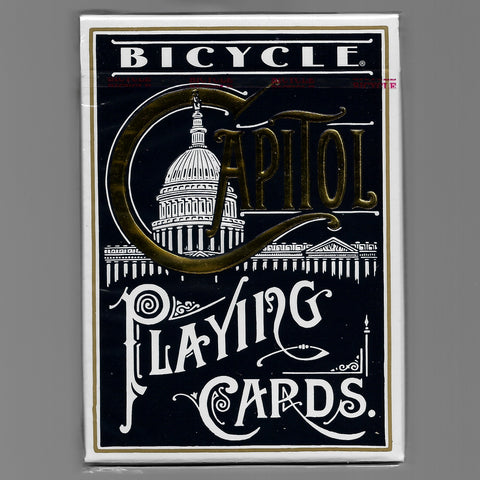 Bicycle Capitol (BLACK)