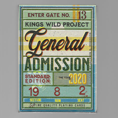 General Admission (Standard Edition)