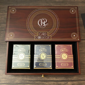 Card College - Walnut Deluxe Box Set (38/100)