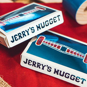 Jerry's Nugget - Vintage Feel (Blue Foil)