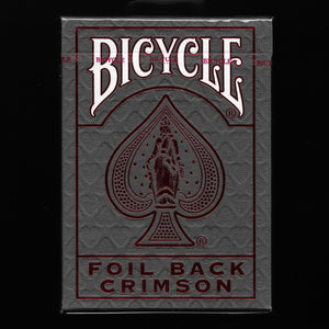 Bicycle Crimson Luxe (Red) Version 2