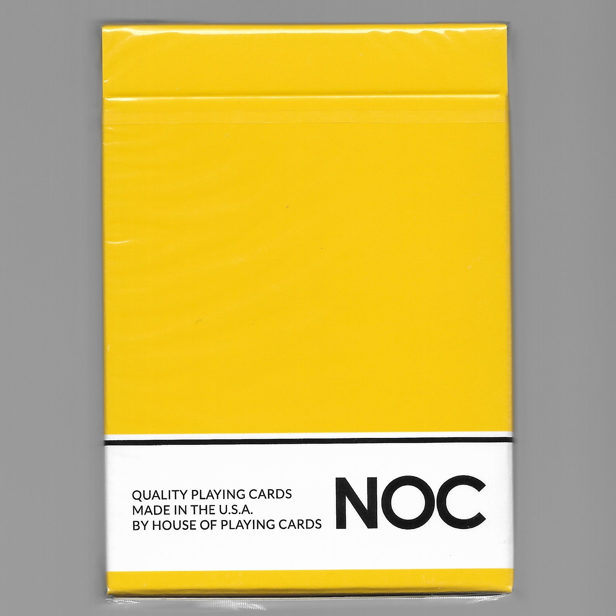 NOC Original Deck (Yellow)