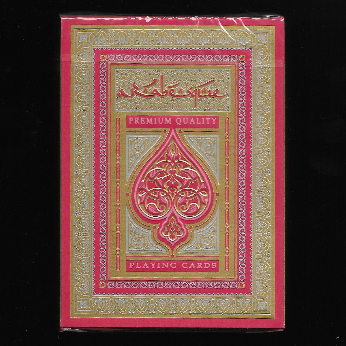 ARABESQUE - Player's Edition (Red)