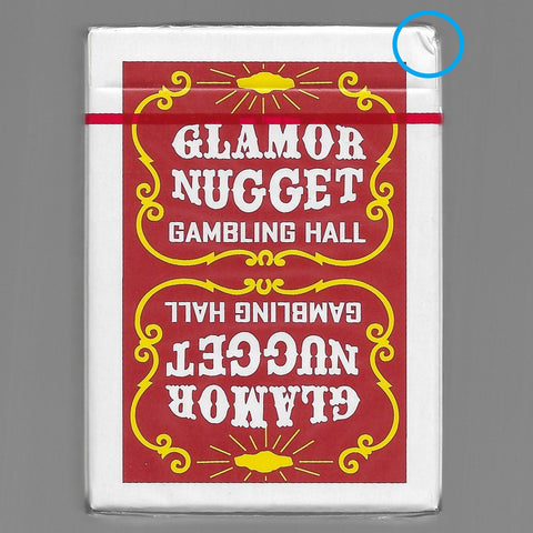Glamor Nugget [OPENED/DECK EXCELLENT/1 JOKER DAMAGED]