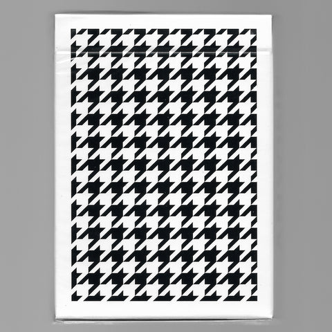 Houndstooth (Black)