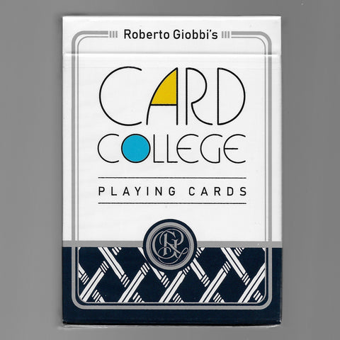 Card College (Blue)