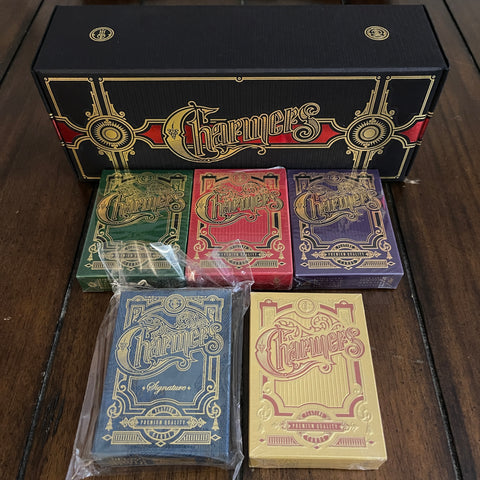 Charmers Complete Set + Brick Box [AUCTION]