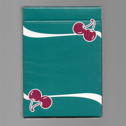 Cherry Casino (Tropicana Teal) [MORE ARRIVING 10/22]