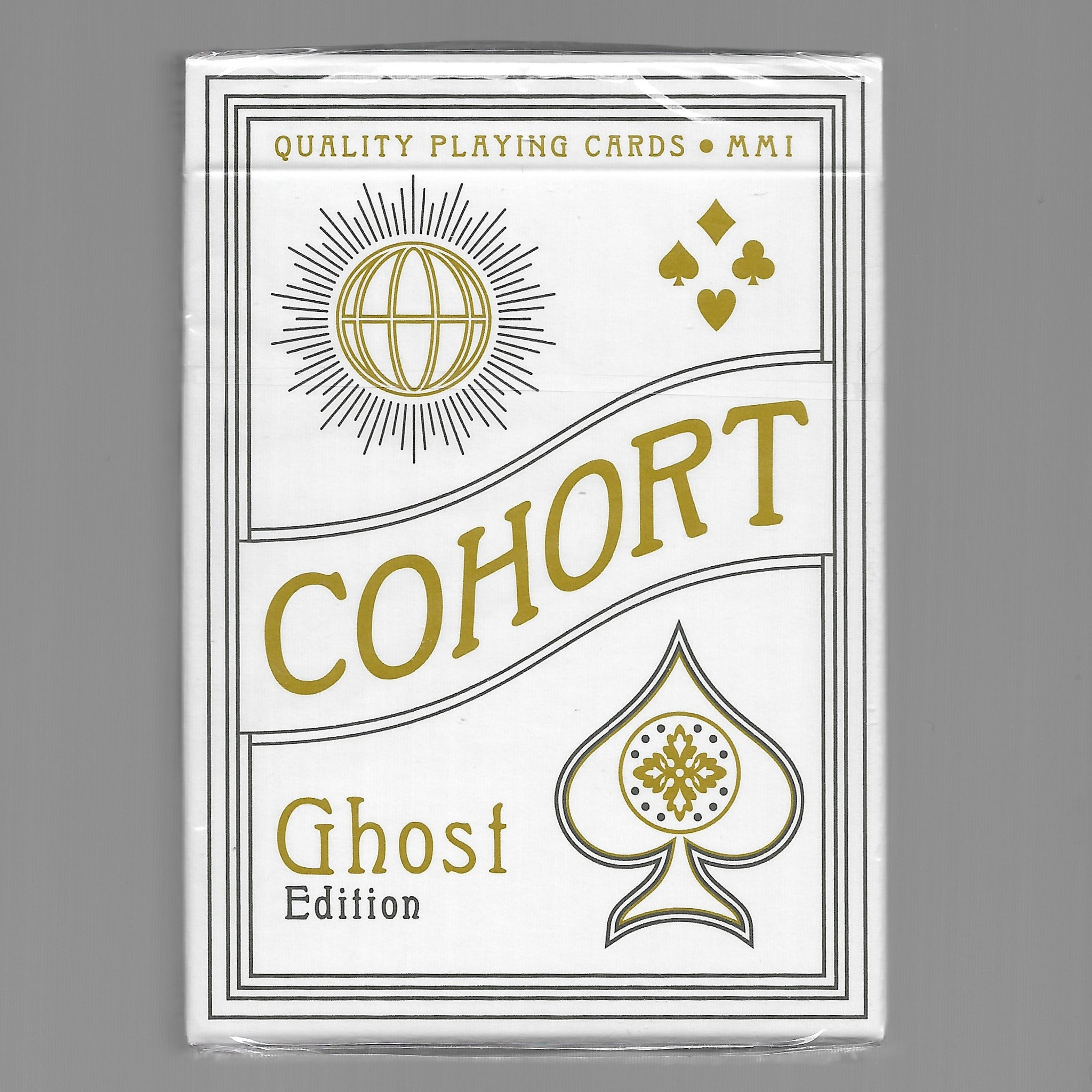 Cohorts (Ghost Edition)