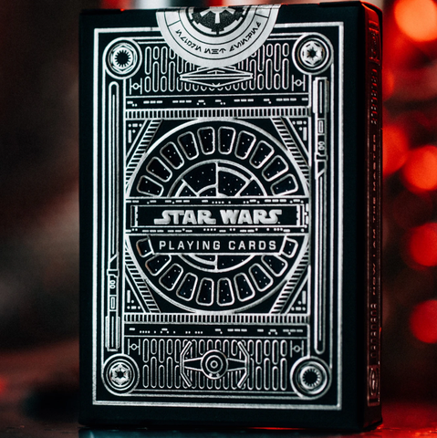 Star Wars - Silver Edition (Dark Side) [PRE-ORDER]