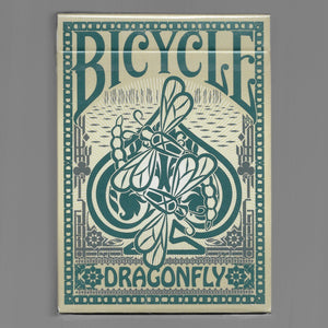 Bicycle Dragonfly (Tan)
