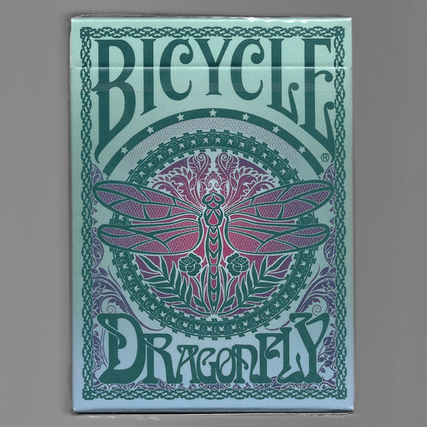 Bicycle Dragonfly (Teal)