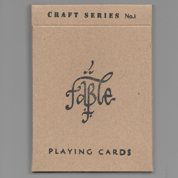 Fable (Craft Deck/ONLY 450 MADE)