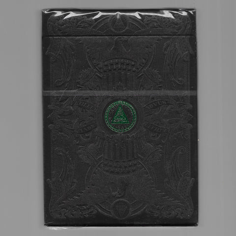 Black Reserve Note - Green Edition