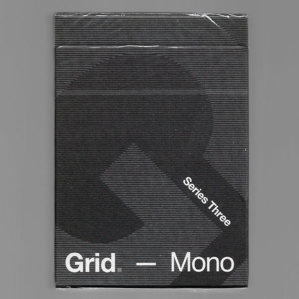 Grid Series Three Mono Edition (Only 200 Made!)