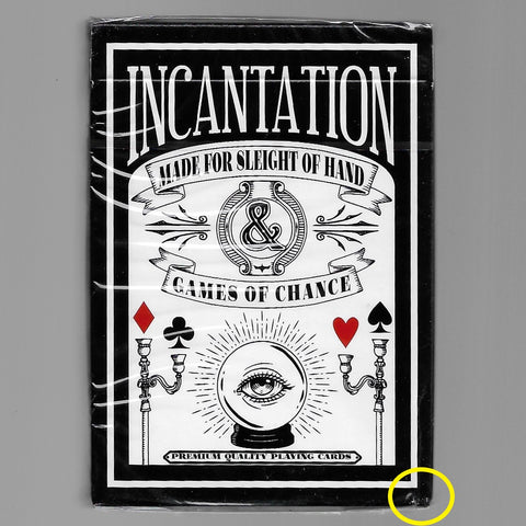 Incantation Midnight Edition [SEALED/MINOR CORNER DING]