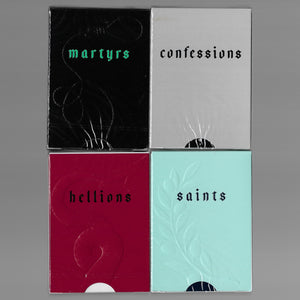 Confessions Set (4-Decks) [AUCTION]