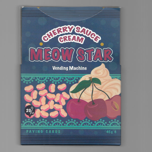 Meow Star Vending Machine