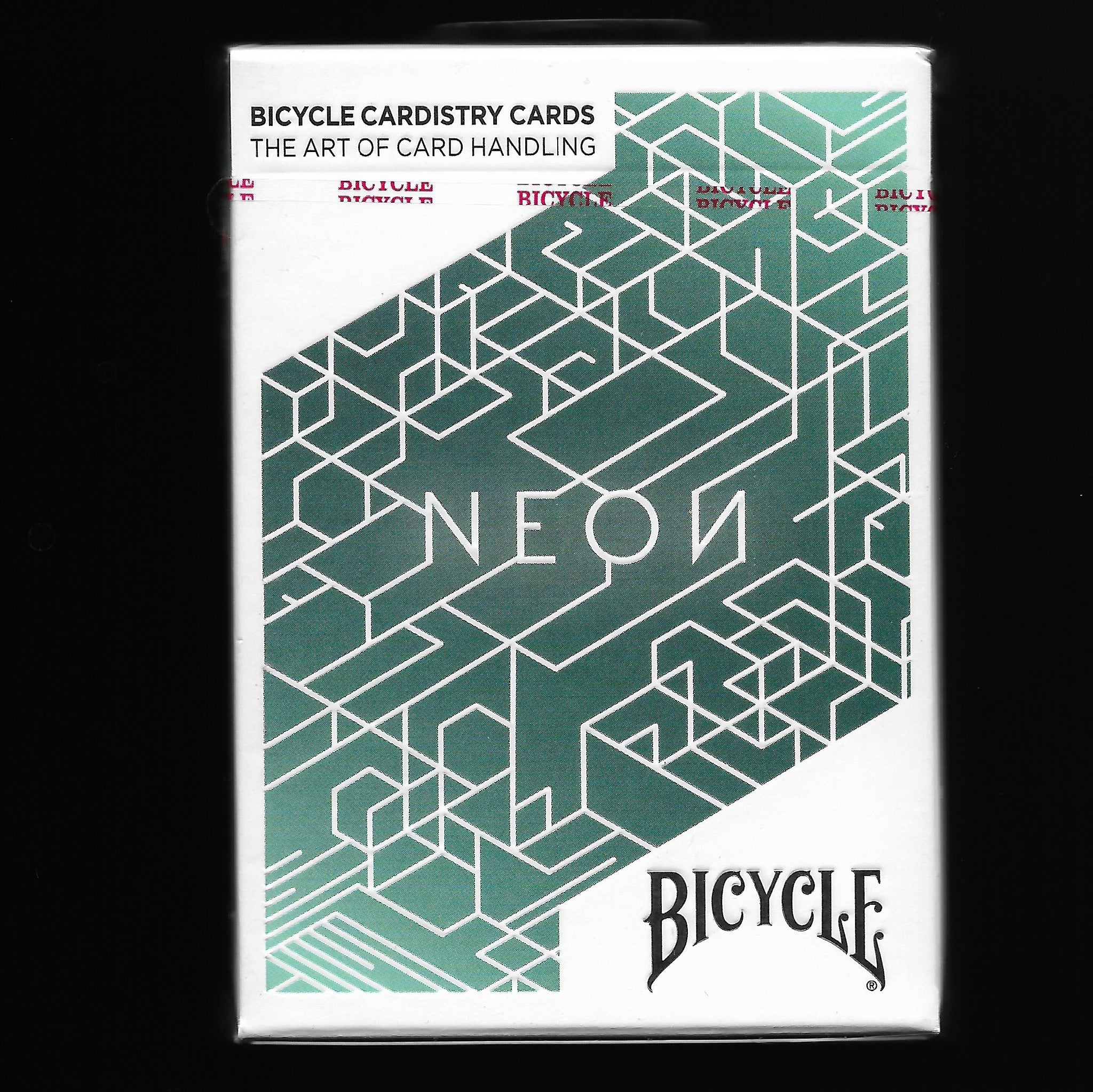 Bicycle Neon Cardistry