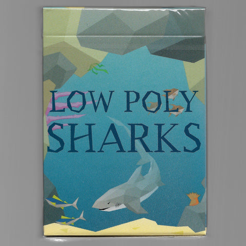 Low Poly Sharks