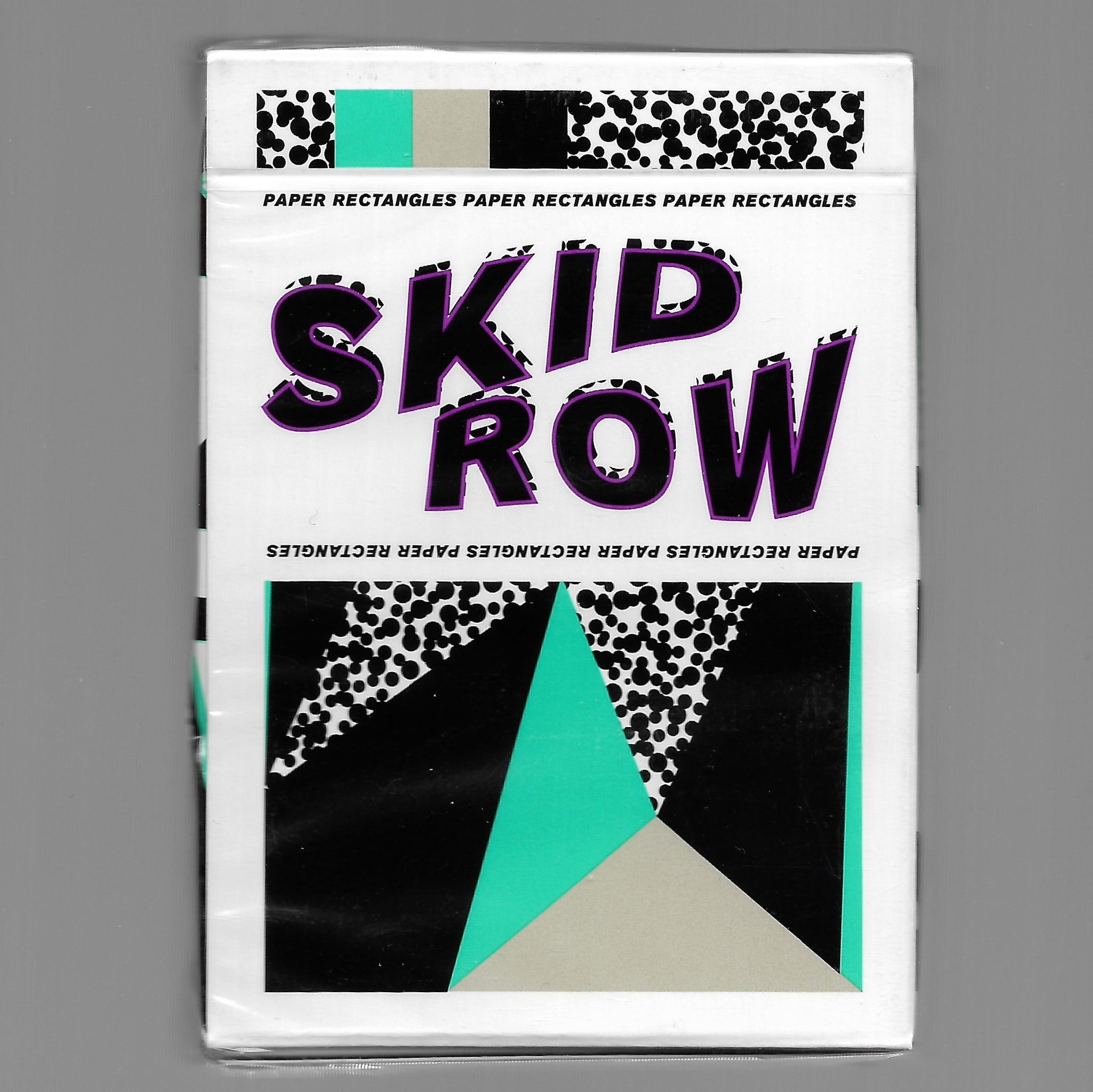 Skid Row [SEALED/MINOR TUCK IMPERFECTIONS]