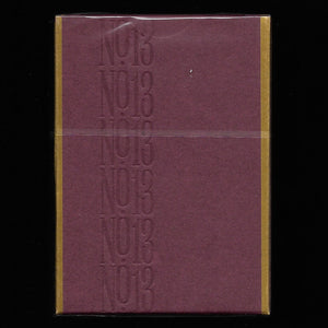 No.13 Table Players Vol. 1 - Standard Edition