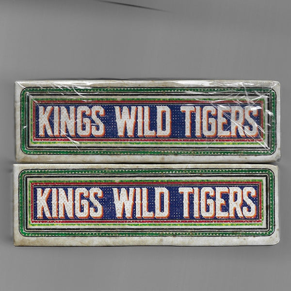 Tigers Matchbox SET (Standard/ARTIST PROOF!!!) [AUCTION]