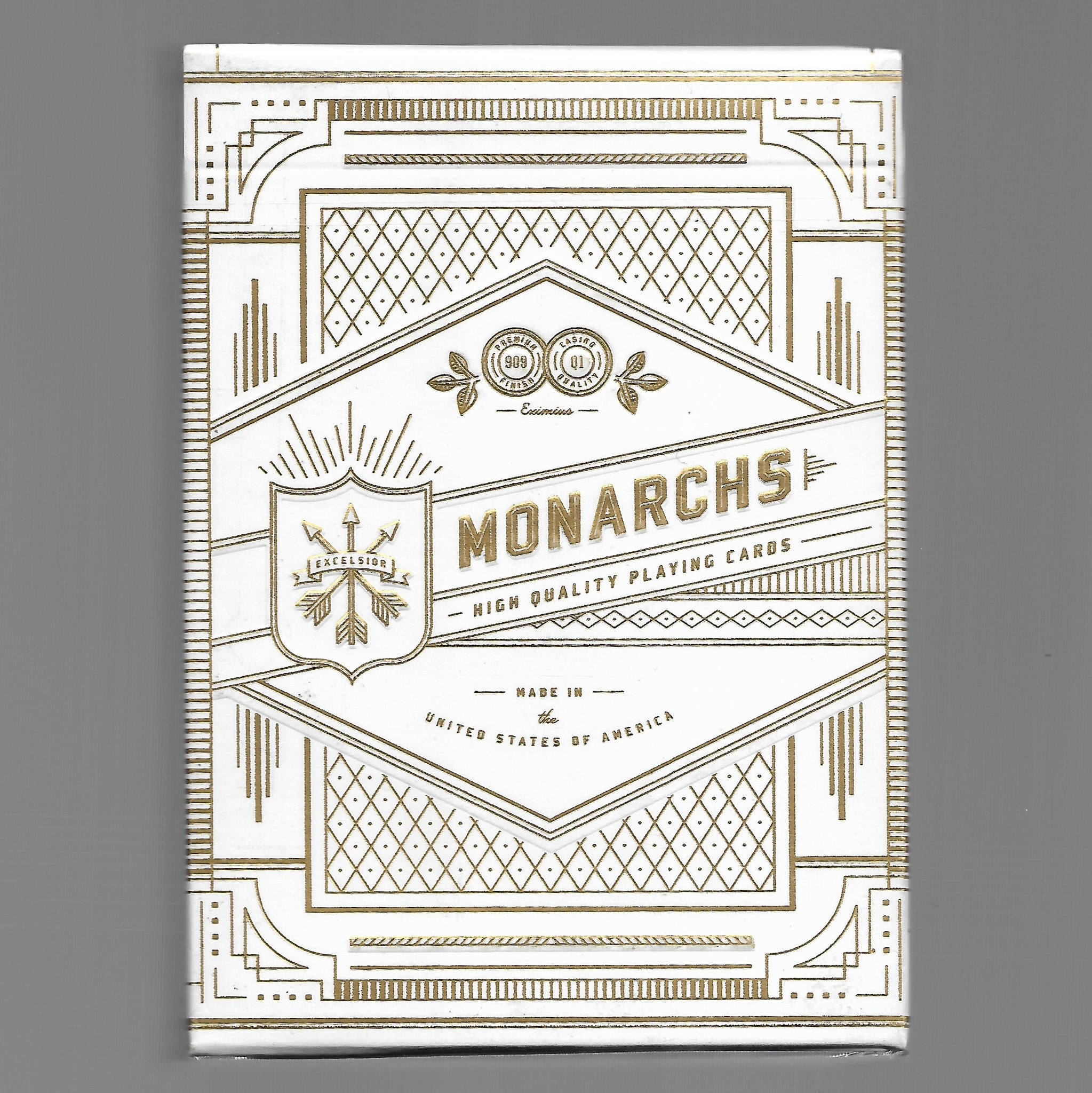 Monarchs (White/Gold, V1) [AUCTION]