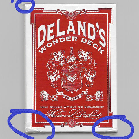 Deland's Wonder Deck (Marked?) [SEALED/CORNER DINGS]