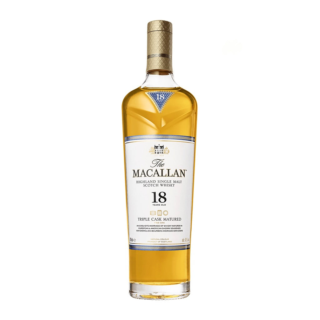 Macallan Triple Cask 18 Years Old