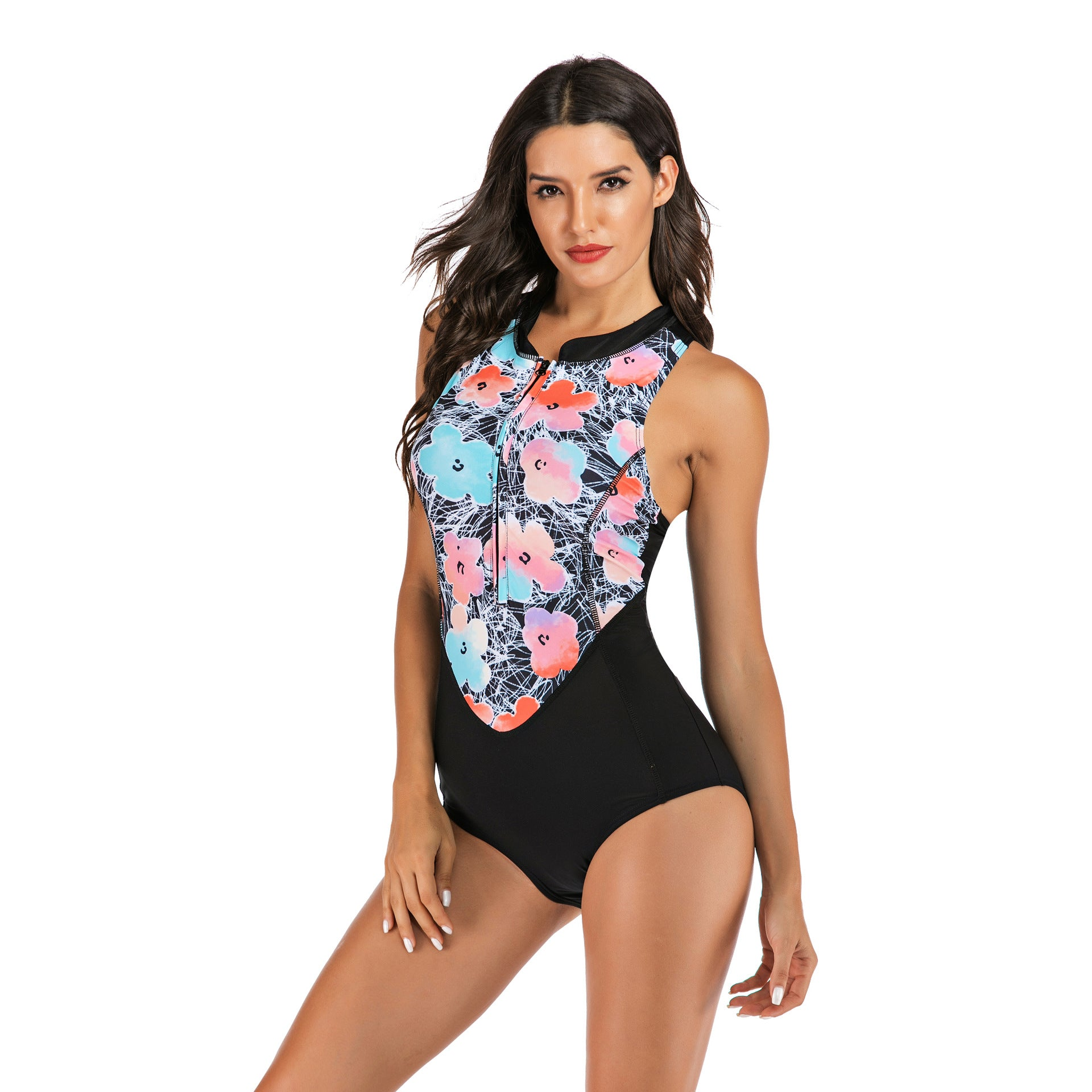 Oniwa Surfsuit One-Piece Swimsuit