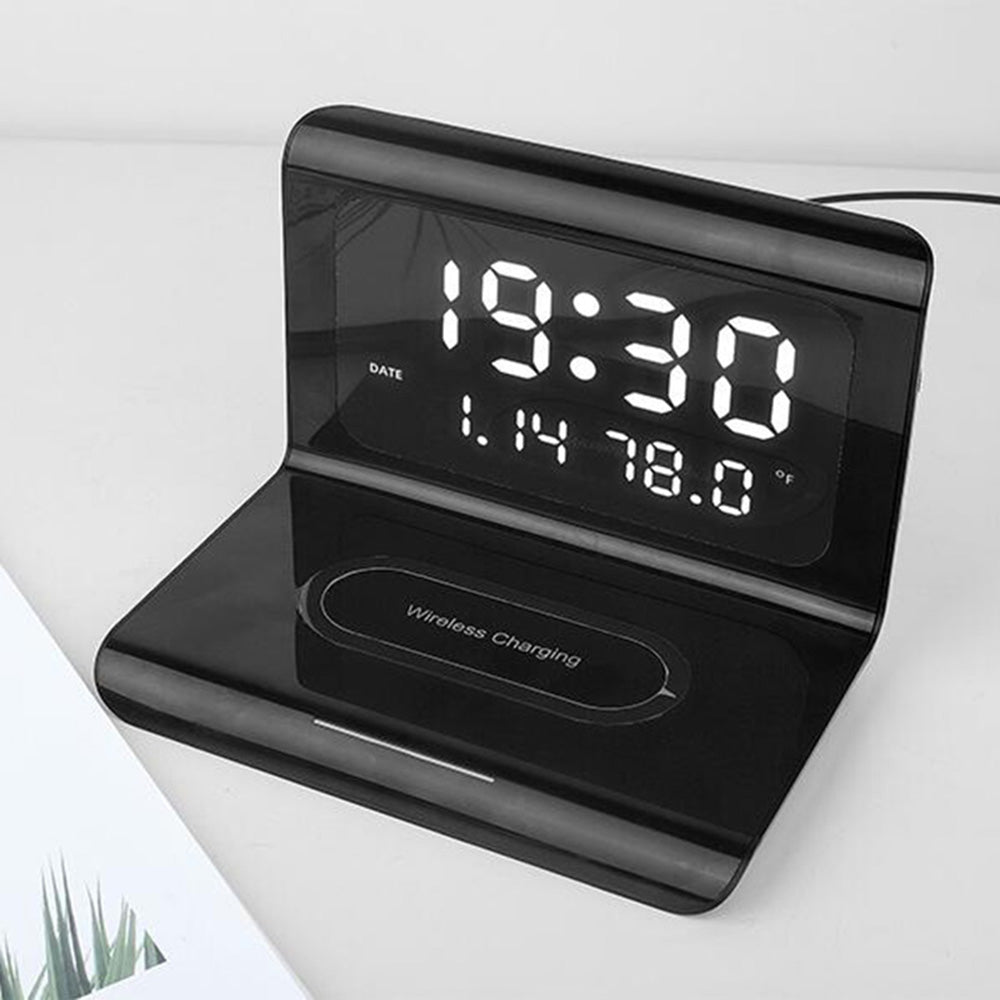 New Alarm Clock Wireless Charger