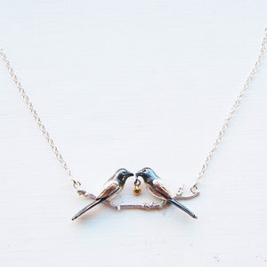 Thieving Magpies Necklace