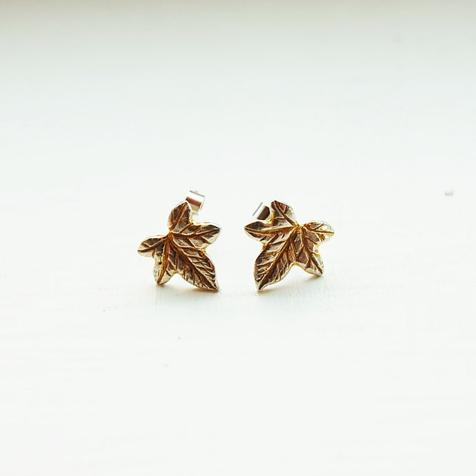 Ivy Leaf earrings