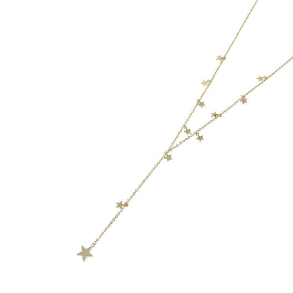Starfall Necklace