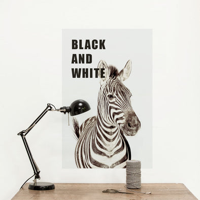 Zebra / Magnetic Posters